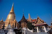 Royal Palace, Bangkok. Thailand