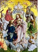 fine arts, religious art, altars, altar of Saint Thomas, Master of the altar of Saint Bartholomew, circa 1499, Wallraf_Richartz Museum, Cologne, relig...