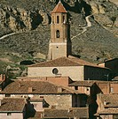 Albarracin. Teruel province. Aragon, Spain