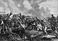 SG  hist , Ereignisse, 6  Koalitionskrieg 1812 - 1814, Rußlandfeldzug 1812, 1  Schlacht bei Polotzk 17 /18 8 1812, General Laurent Gouvion Saint-Cyr w...