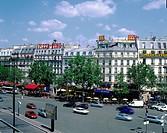 Geo , Frankreich, Paris, Stadtansichten, Stadtviertel Montparnasse, Europa, Großstadt, Metropole, Hauptstadt, Künstlerviertel, ´Mont Parnassus´,