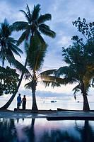 Beqa Lagoon Resort, Beqa Island off Southern Viti Levu, Fiji, South Pacific