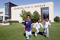 Kenosha Public Museum, Kenosha, Wisconsin. USA