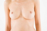 Naked female torso