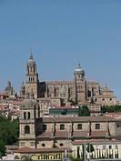 Salamanca. Castilla-León, Spain