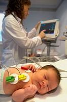 Pediatrics. Hospital de Zumarraga, Gipuzkoa, Euskadi, Spain
