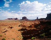 John Ford Point. Monument Valley. Arizona. USA