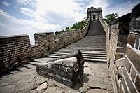 Great Wall. Mutianyu. Huairou. China
