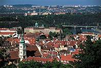 Czech Republic, Prague, general view
