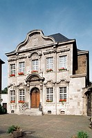 Aachen, Pfarrhaus Heilig Kreuz