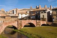 Molina de Aragón. Guadalajara province. Castilla-La Mancha, Spain