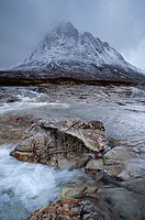 GLEN COE with Buchaille Etive Mor Highlands, Scotland