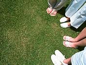 Women´s feet