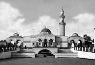 eritrea, asmara, la moschea
