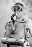 attrezzatura subacquea, 1930_1940