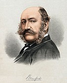 Henry Somerset, 8th Duke of Beaufort 1824-1899 Famous sportsman, editor of Badminton Library series of books on sporting subjects, family seat, Badmin...