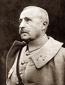 Robert Nivelle 1857-1924 French general  Commander-in-Chief December 1916 to May 1917  Superceded by Petain
