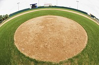 Pitching mound