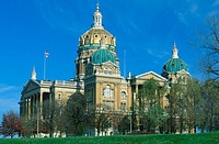 ´State Capitol of Iowa, Des Moines´