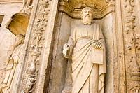 Catedral Primada de America. Santo Domingo. Dominican Republic