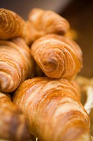Bakery goods, close-up