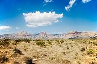USA, Nevada, Las Vegas, desert