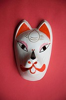 Mask of fox