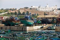 Fishing Port, Safi, Atlantic Coast, Morocco