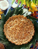 coconut tart