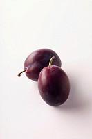 red quetsch plums