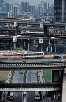 Traffic Shanghai