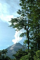 Costa Rica, Arenal Volcano National Park