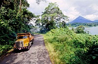 Costa Rica, Lake Arenal (thumbnail)