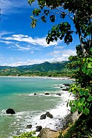 Costa Rica, Pacific coast, beach