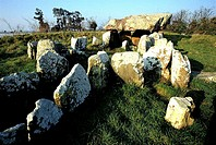 Channel Islands, Jersey, Faldouet dolmen