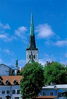 Estonia, Tallinn, Old Town