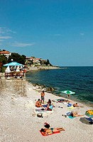 Bulgaria, Nesebar, beach