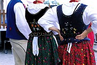 Poland, Kracow, folklore
