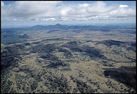 High above the Australian outback