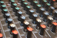 mixer / electronic music