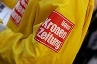 newsman ´Neue Kronen Zeitung´