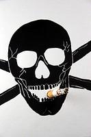cigarette with deadhead