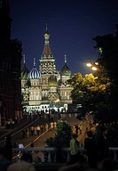 St  Basil´s Cathedral, Red Square, Moscow, Russia