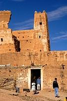 Kasbah Glaoui. Taliouine. Anti- Atlas. Morocco
