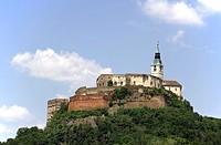 Austria, Steiermark, Guessing castle, Burgenland County