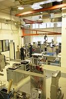 Talleres MYL. Spindle manufacturing and repairing. Mendaro. Gipuzkoa, Euskadi, Spain