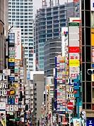 Street, Osaka. Japan