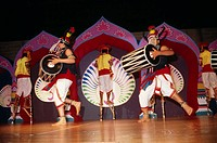 Folk dance , India