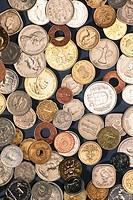 old coins , india