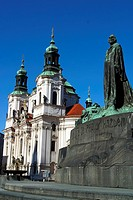 Jan Hus Monument, Prague